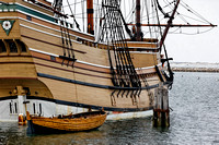 Mayflower Replica, Plymouth, MA