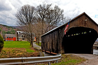 Covered Bridge, NH or VT