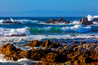Pacific Grove Coast, CA
